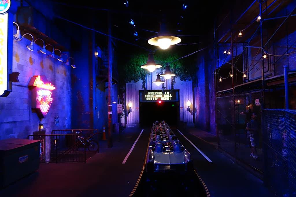 Rock n Roller Coaster Hollywood Studios Disney World Kenny the Pirate (8)