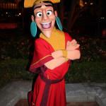 Disneyland Paris, Characters, Halloween, Kuzco