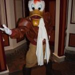 Disneyland Paris, Characters, Halloween, Launchpad McQuack