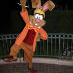 Disneyland Paris, Characters, Halloween, March Hare