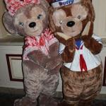 Disneyland Paris, Characters, Halloween, Shellie May, Duffy the Disney Bear