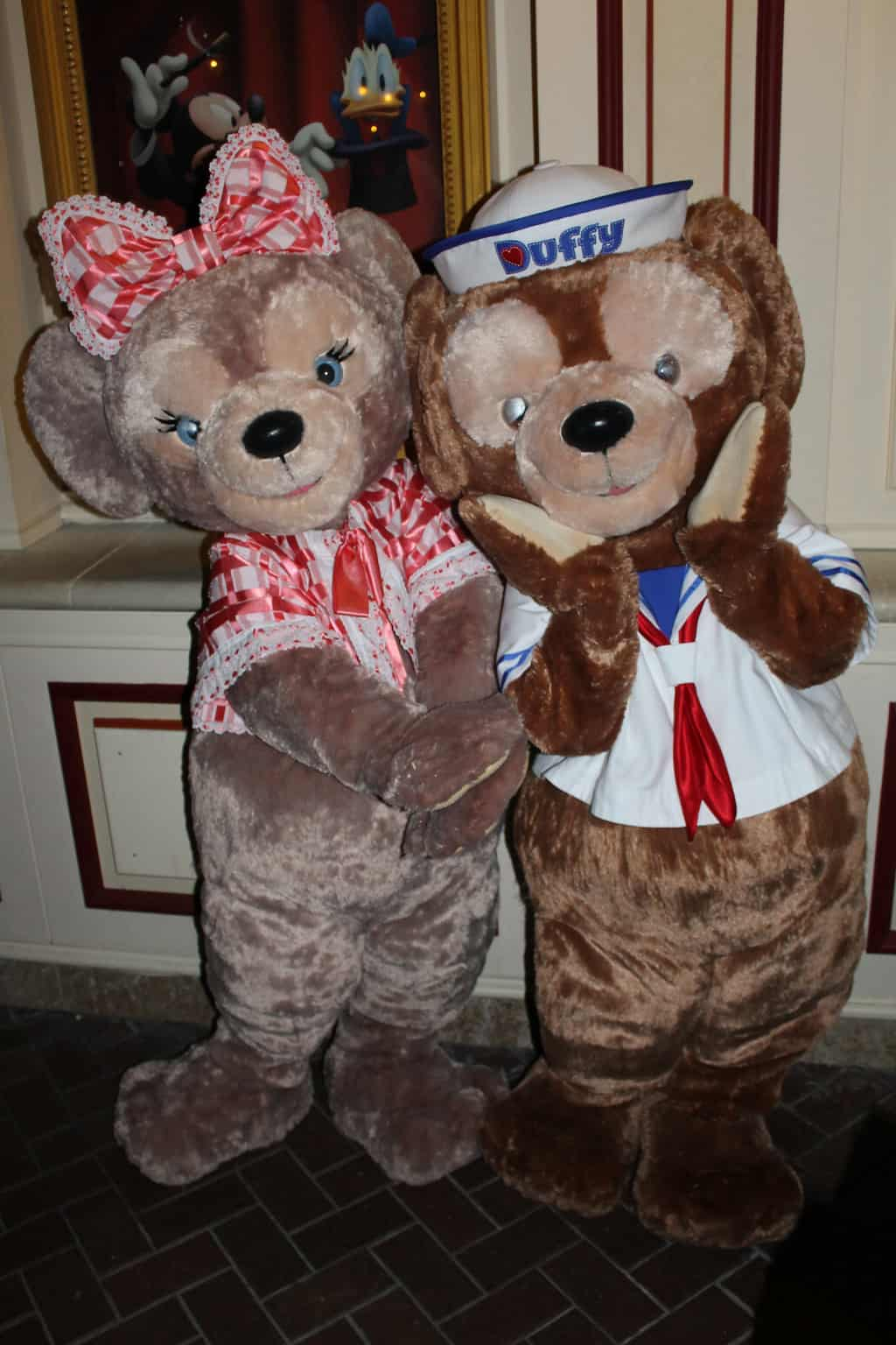 Disneyland Paris Halloween Party 2013 - Shellie May & Duffy ...