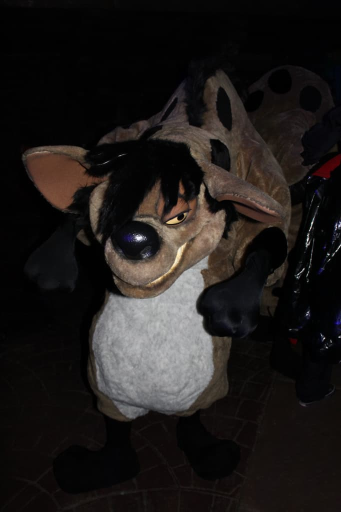 Disneyland Paris, Characters, Halloween, Hyenas