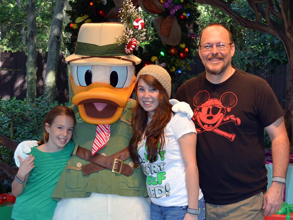 Animal Kingdom Christmas Shirt.Walt Disney World Animal Kingdom Christmas 2013 131