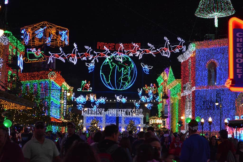 Walt disney world hollywood studios osborne family spectacle of