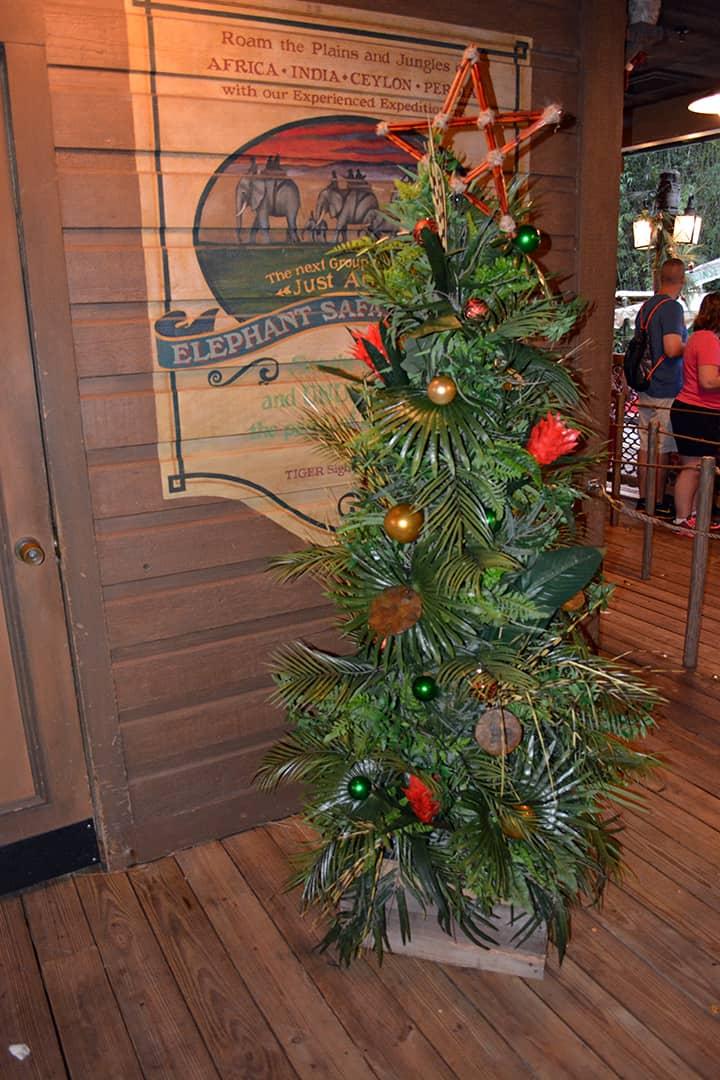 Walt Disney World, Magic Kingdom, Christmas, Jingle Cruise, 2013