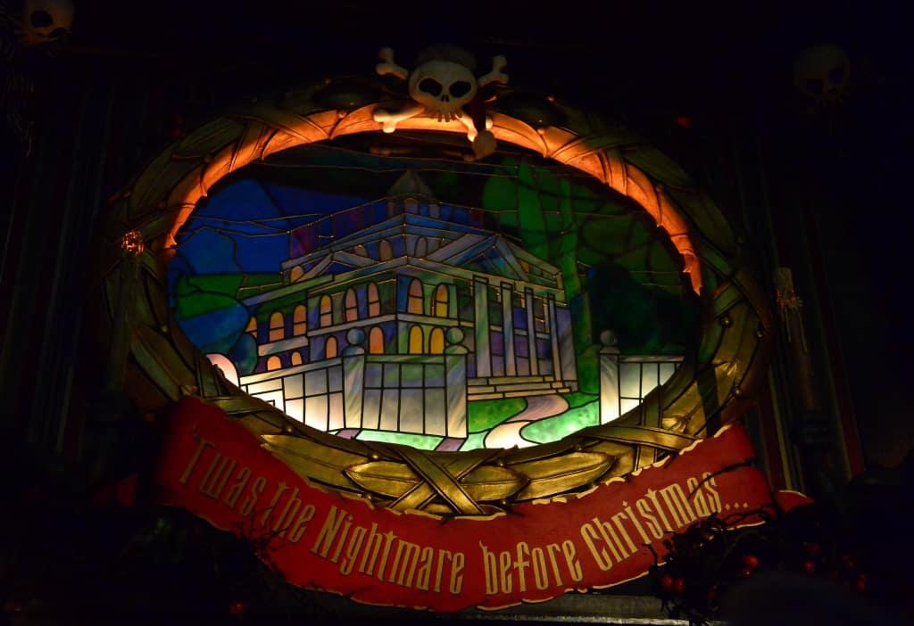 Disneyland Haunted Mansion Holiday Rich Muller (12)