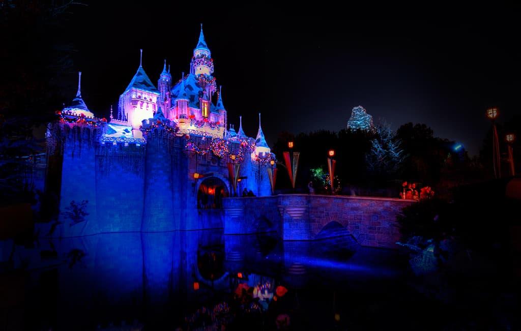 Disneyland Sleeping Beauty Castle Rich Muller