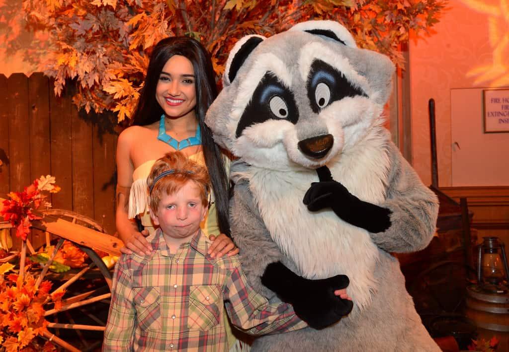 Disneyland Thanksgiving Meal Rich Muller (21)