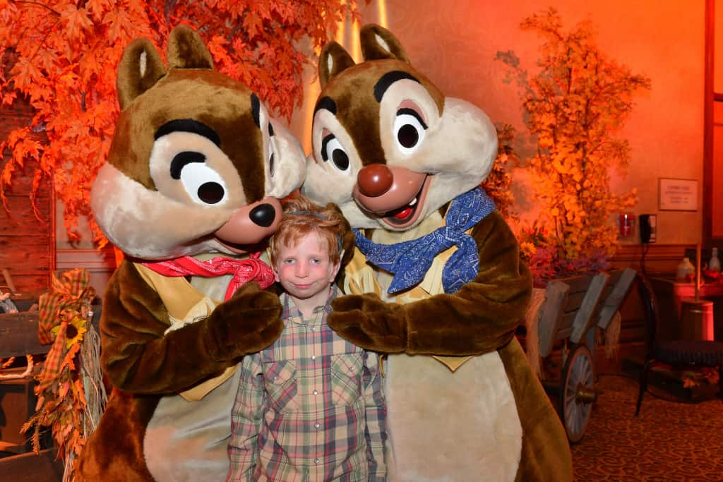 Disneyland Thanksgiving Meal Rich Muller (23)