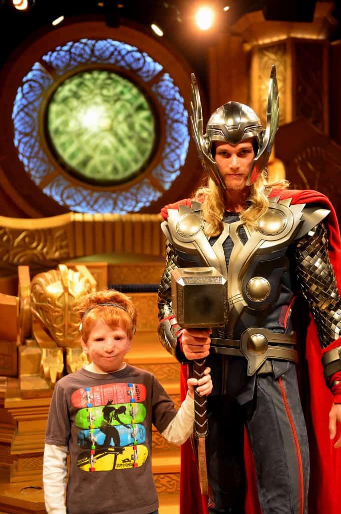 Disneyland Thor Rich Muller (11)