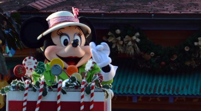 Walt Disney World, Animal Kingdom, Jingle Jungle Parade