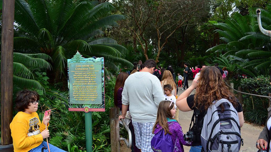 Walt Disney World Animal Kingdom Character Changes January 2014