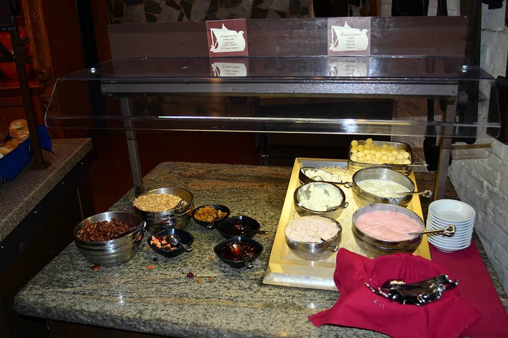 Walt Disney World, Epcot, Akershus Royal Banquet Hall, Princess Character Meal