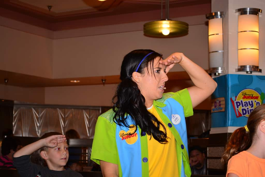 Walt Disney World Hollywood and Vine Character Meal (33)