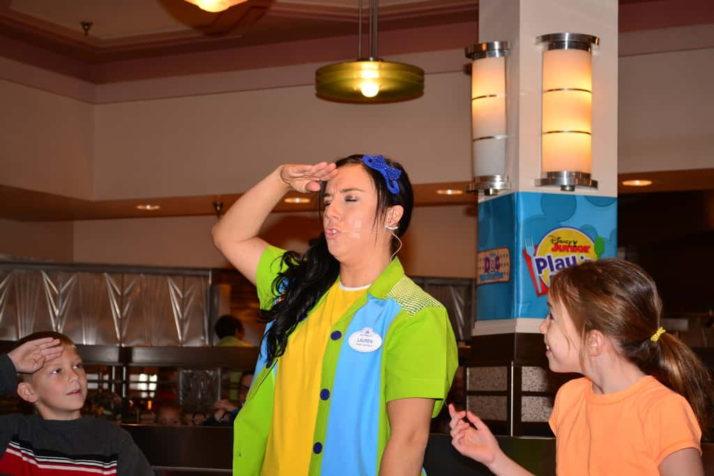 Walt Disney World Hollywood and Vine Character Meal (41)