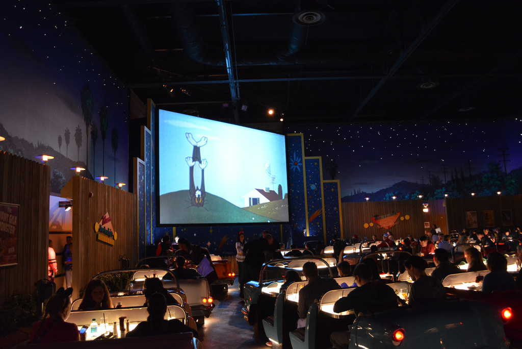 Walt Disney World, Hollywood Studios, Sci Fi Dine In Theater