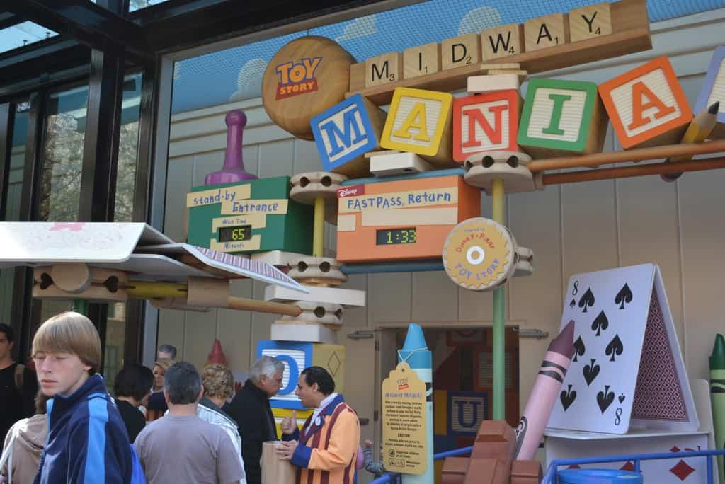 Walt Disney World, Hollywood Studios, Toy Story Midway Mania