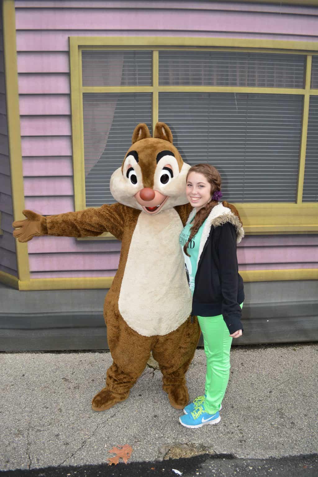 Walt Disney World, Hollywood Studios, Streets of America, Character Palooza