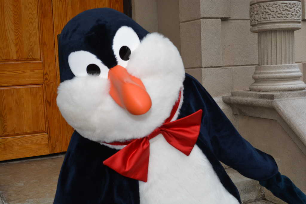 Walt Disney World, Hollywood Studios, Streets of America, Character Palooza, Mr. Penguin