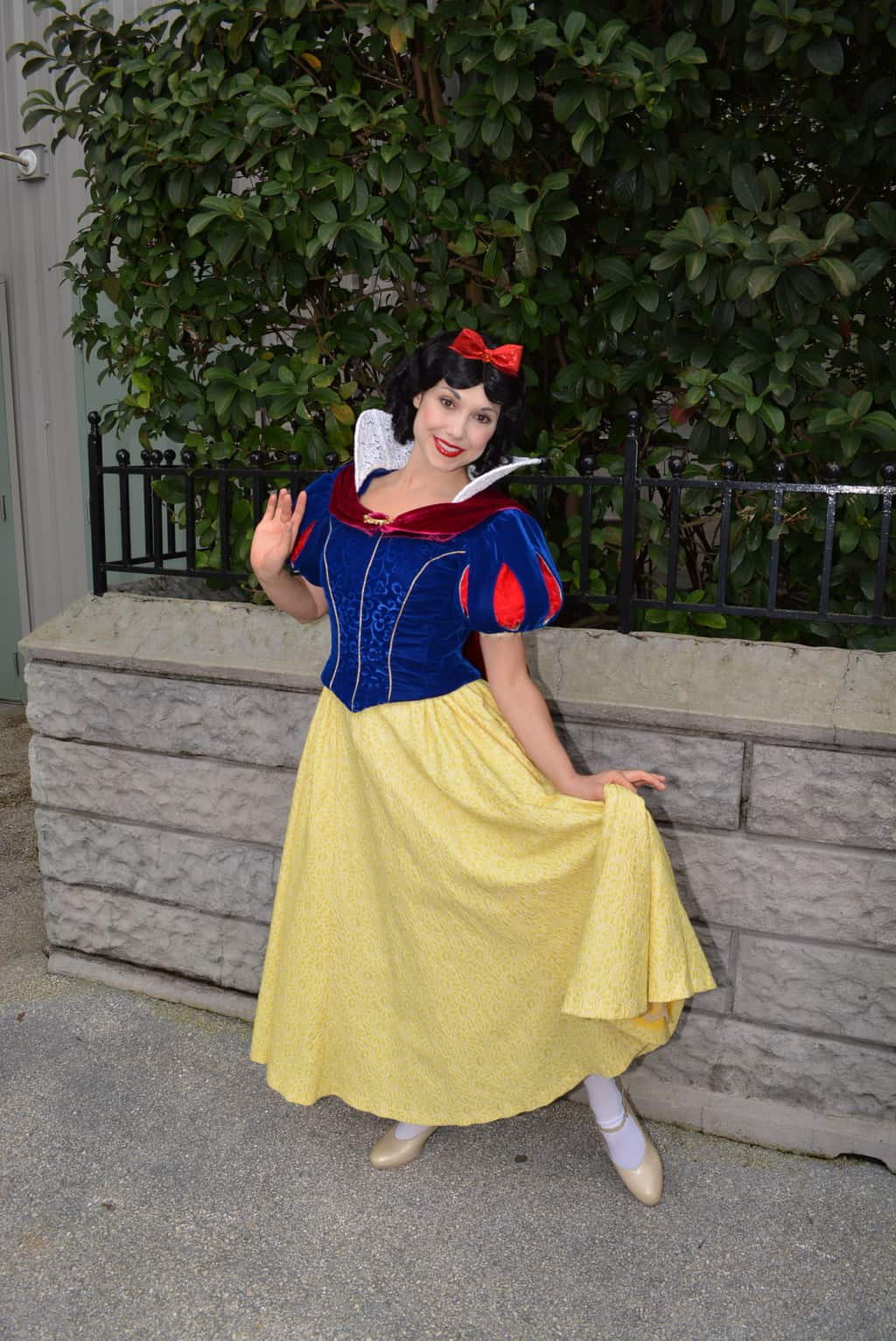 Walt Disney World, Hollywood Studios, Streets of America, Character Palooza, Snow White