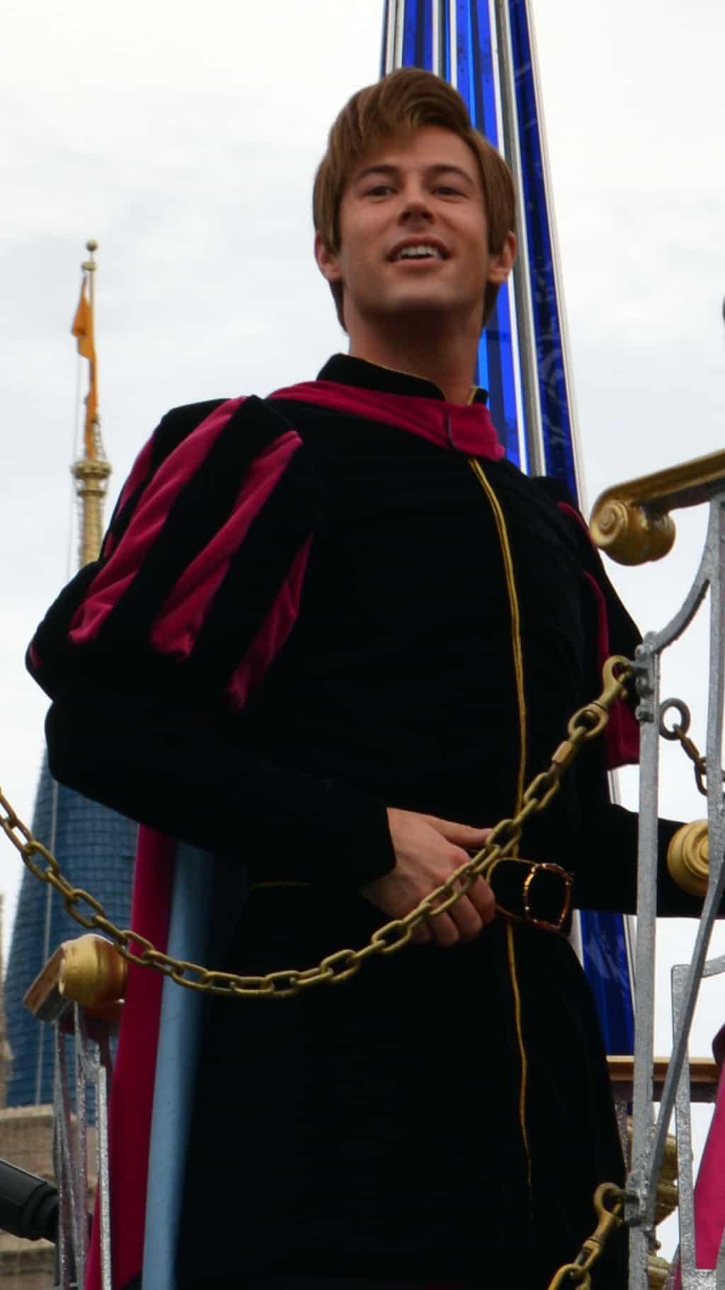 Walt Disney World, Magic Kingdom, Celebrate a Dream Come True Parade, Prince Phillip