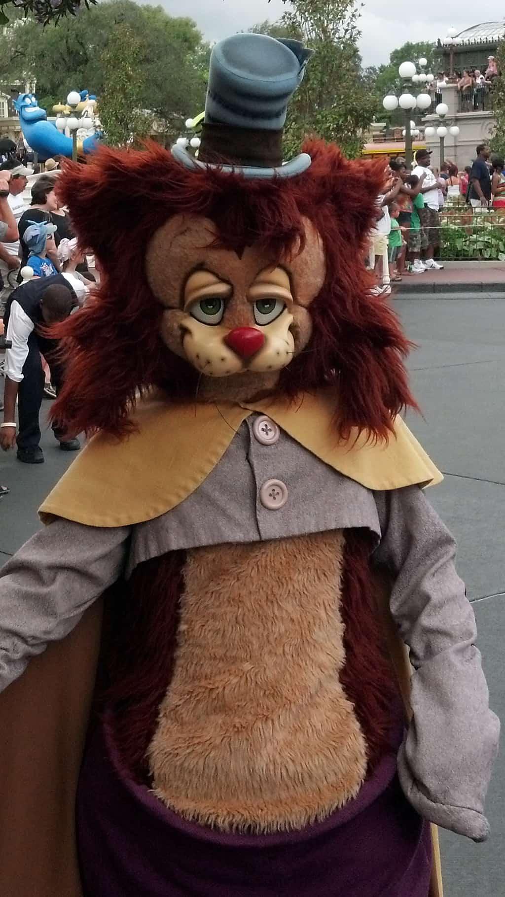 Walt Disney World, Magic Kingdom, Celebrate a Dream Come True Parade, Gideon