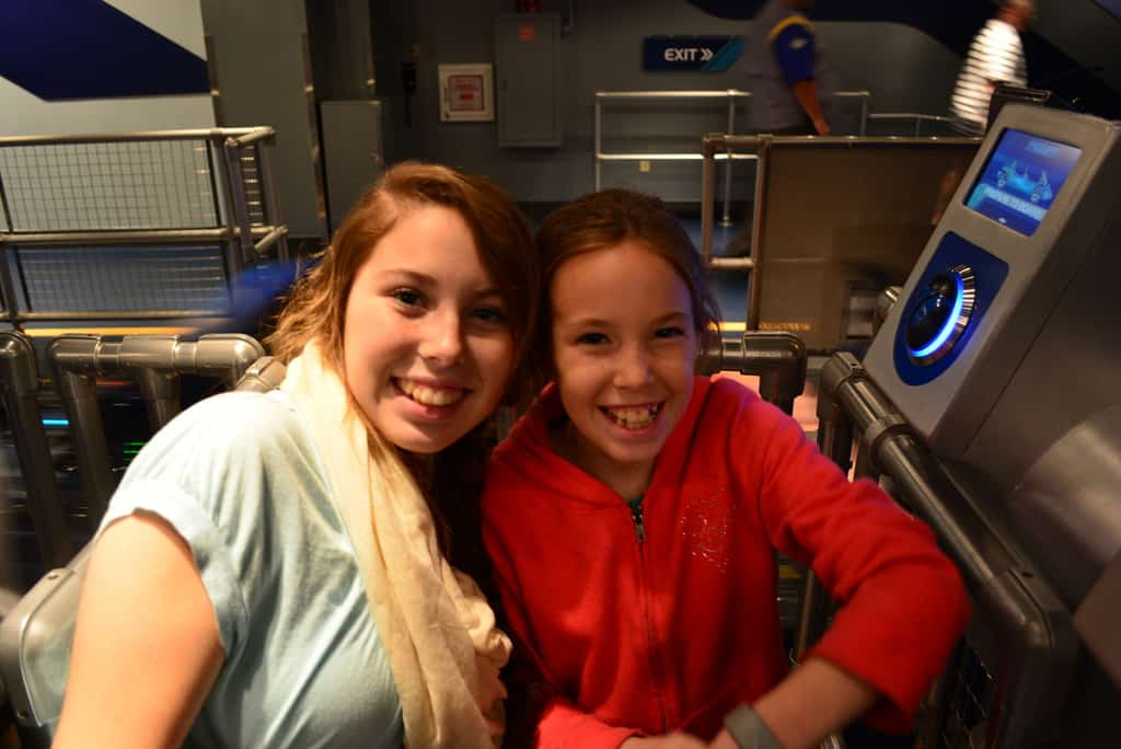 Walt Disney World, Epcot, Test Track