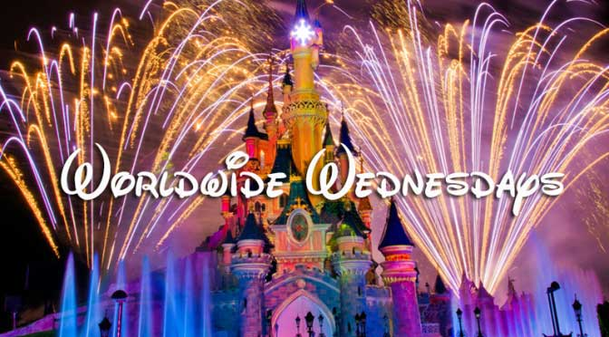 Worldwide Wednesday – Chip n Dale dressed as Indians in Disneyland Paris