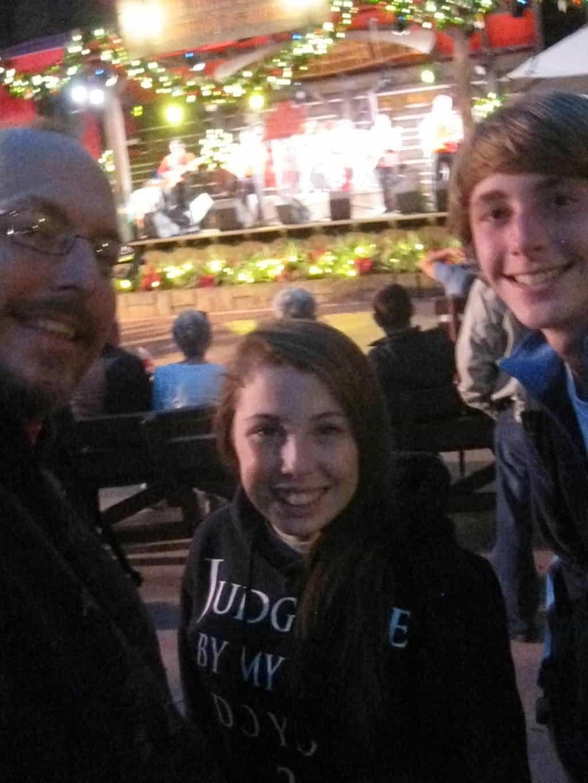 Epcot Ultimate Tour Christmas 2013 (170)