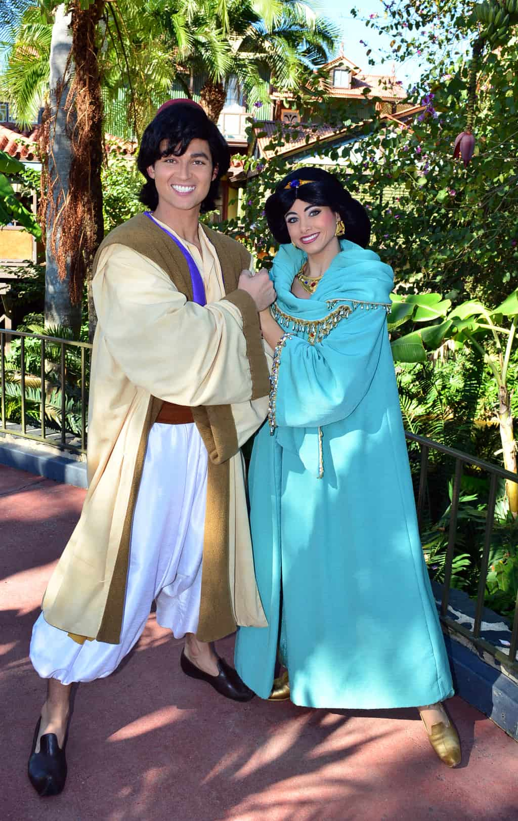 Disney Princes Appear With Their Princesses For Valentine