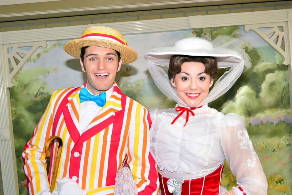 Does anything special happen for valentines day in disney world walt disney world magic kingdom characters valentines day bert mary poppins m4hsunfo