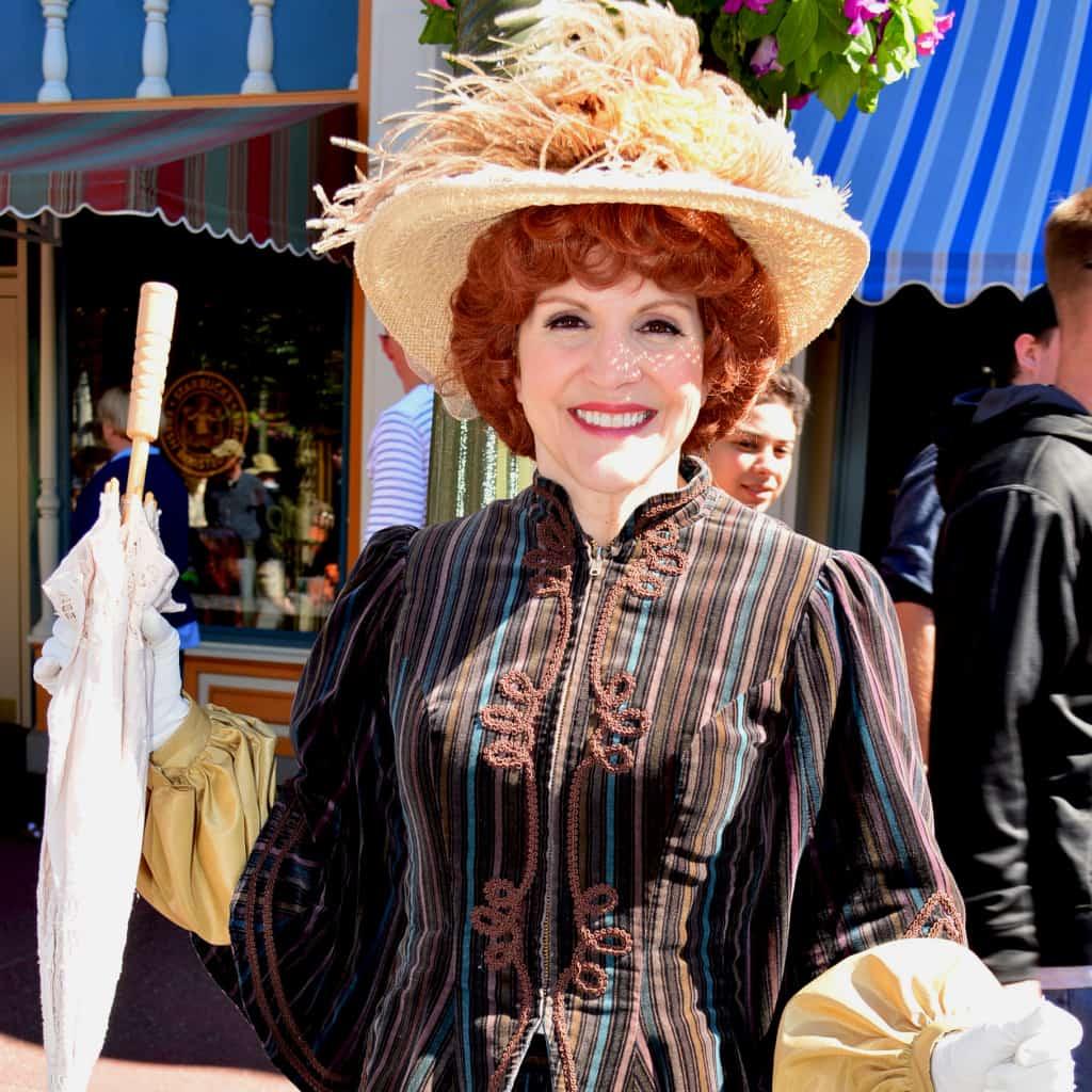 Walt Disney World, Magic Kingdom, Main Street Citizens, Mabel Mae Benaught
