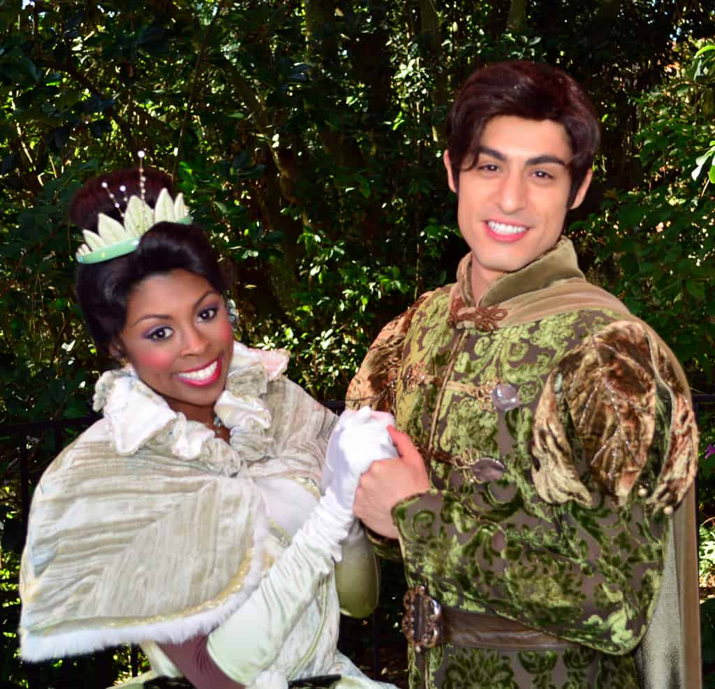 Princess Tiana Cooking: Disney Princes Appear With Their Princesses For Valentine