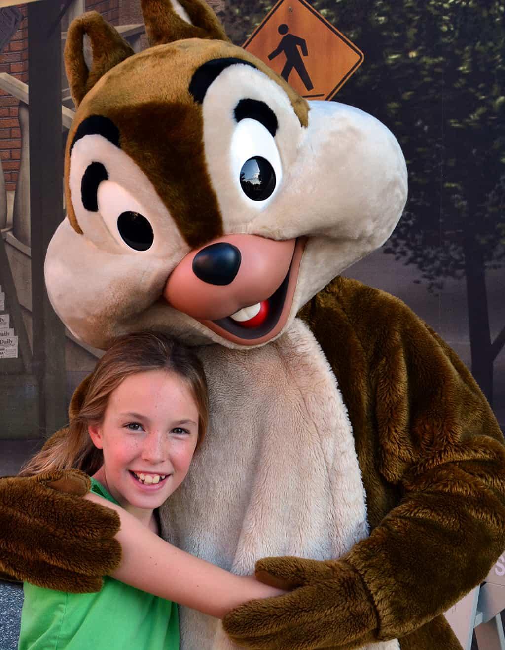 Character Palooza Schedule, Character Palooza at Hollywood Studios, Character Palooza at Disney World, chip