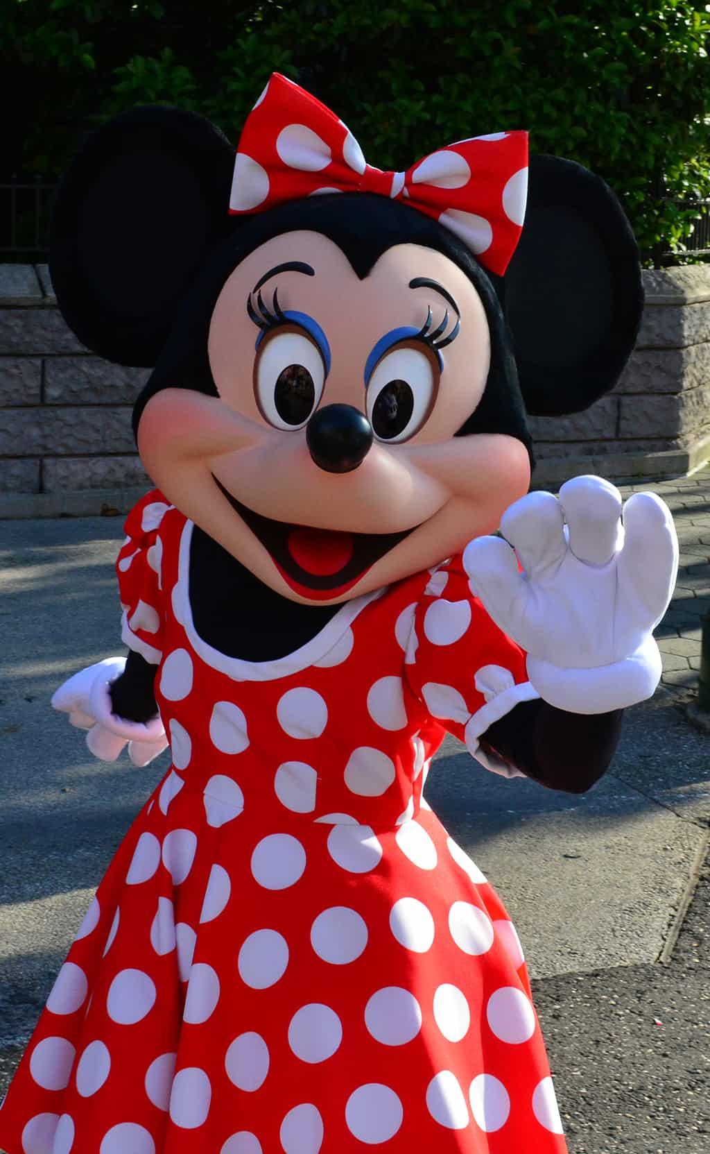 Character Palooza Schedule, Character Palooza at Hollywood Studios, Character Palooza at Disney World, minnie