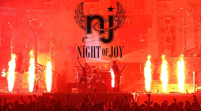 Disney has offiically released the Night of Joy 2017 Concert Lineup