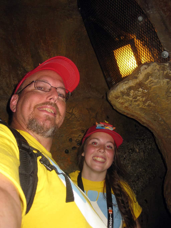 Tom Sawyer Island Cave  in Magic Kingdom