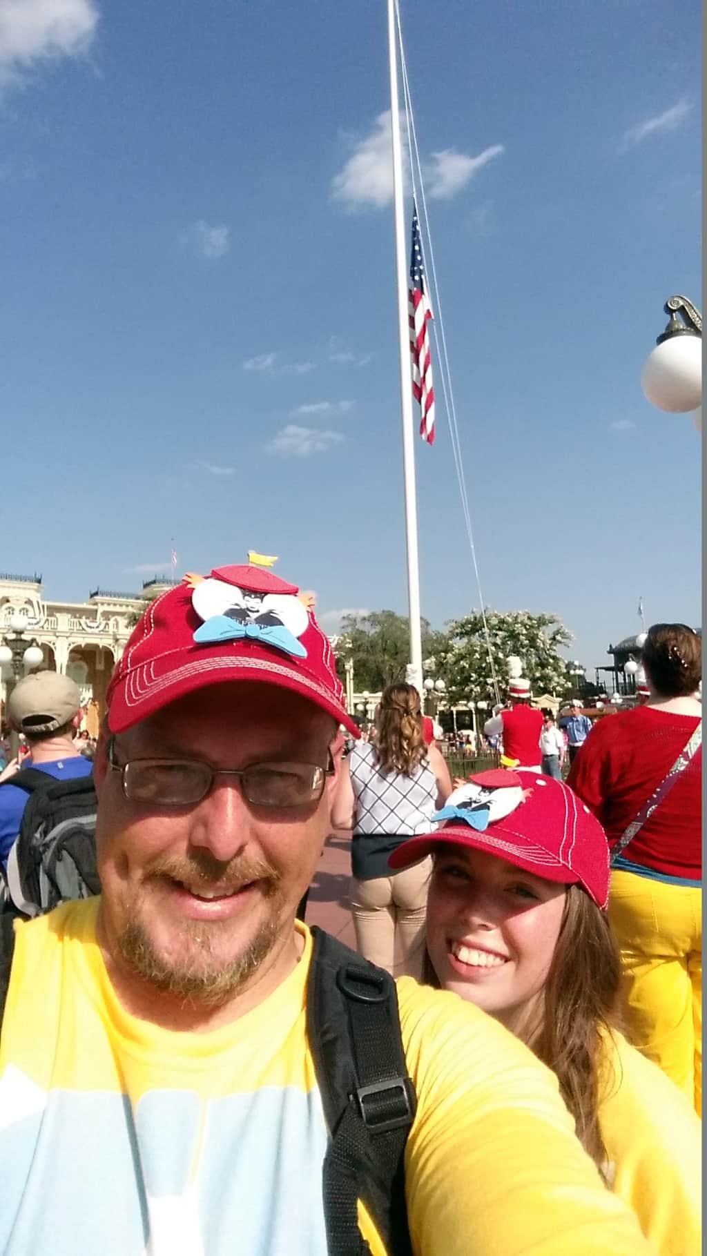 in Magic Kingdom in Walt Disney World