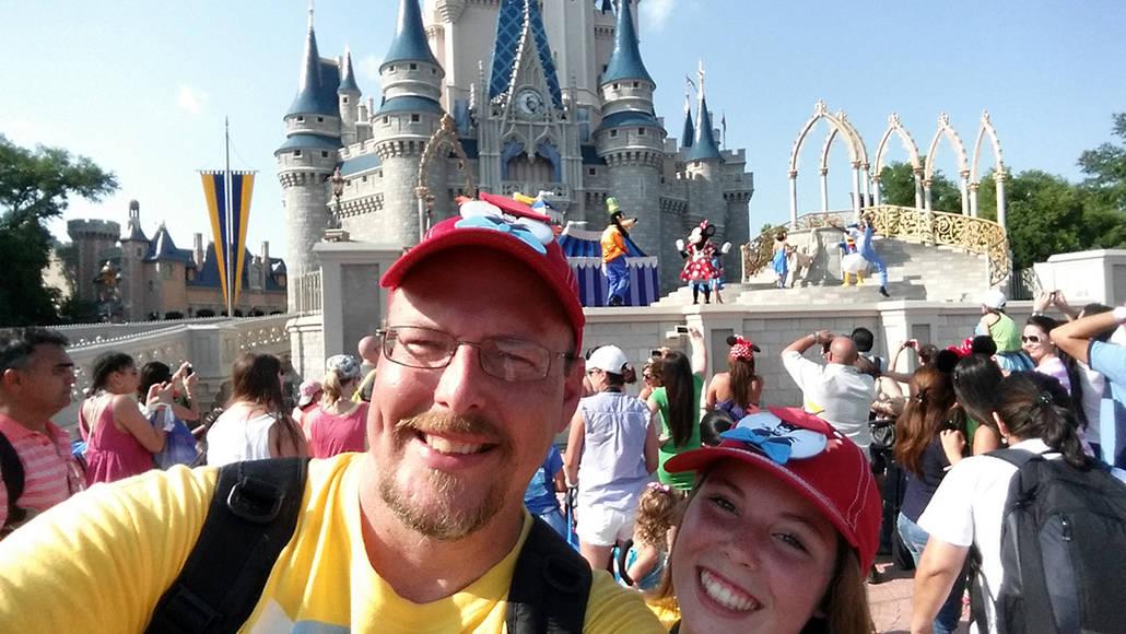 Dream Along with Mickey in Magic Kingdom in Walt Disney World