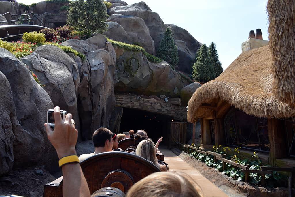 Seven Dwarfs Mine Train at Walt Disney World's Magic Kingdom in New Fantasyland (45)