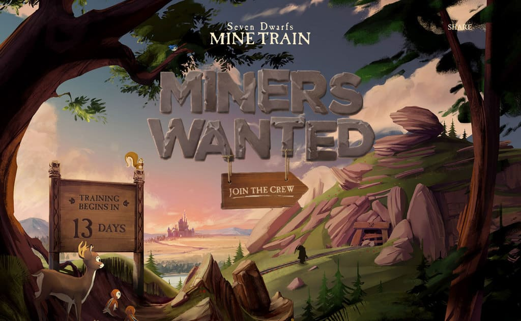 seven dwarfs mine train sign ups