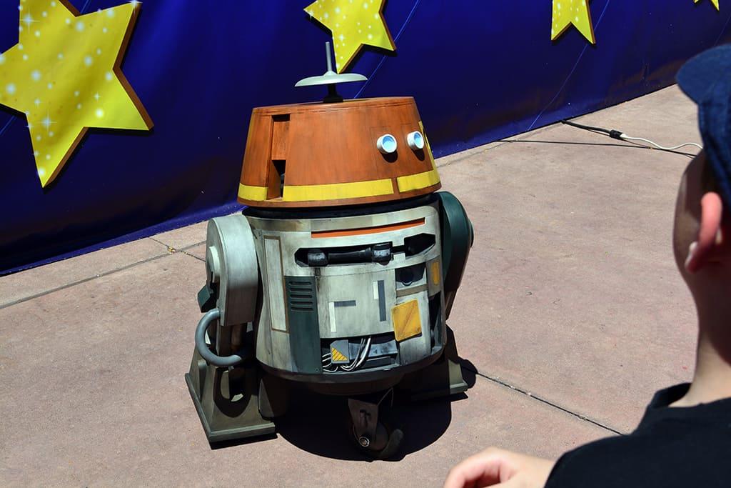 Star Wars Weekends Celebrity Motorcade Feel the Force Premium Package (2)