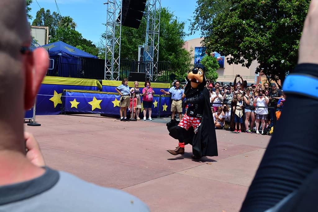Star Wars Weekends Celebrity Motorcade Feel the Force Premium Package (31)