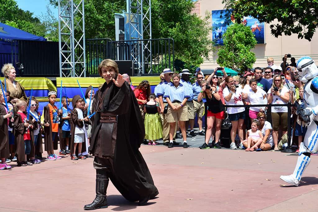 Star Wars Weekends Celebrity Motorcade Feel the Force Premium Package (47)