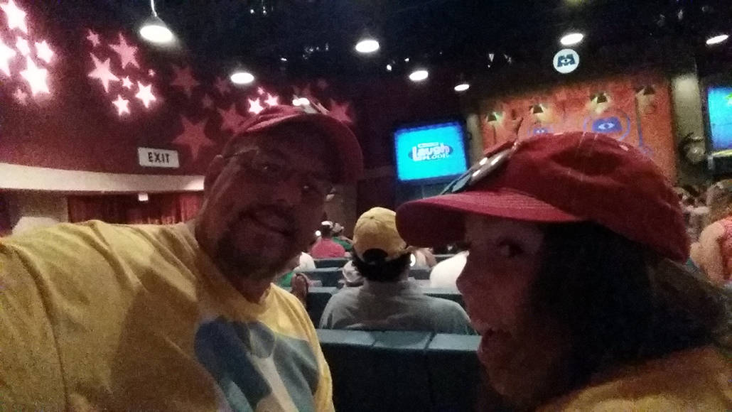 Monsters Inc Laugh Floor Comedy Club