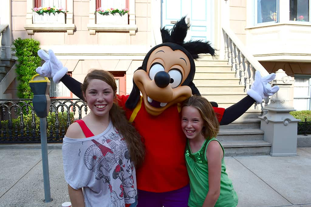 Max Goof Character Palooza at Hollywood Studios