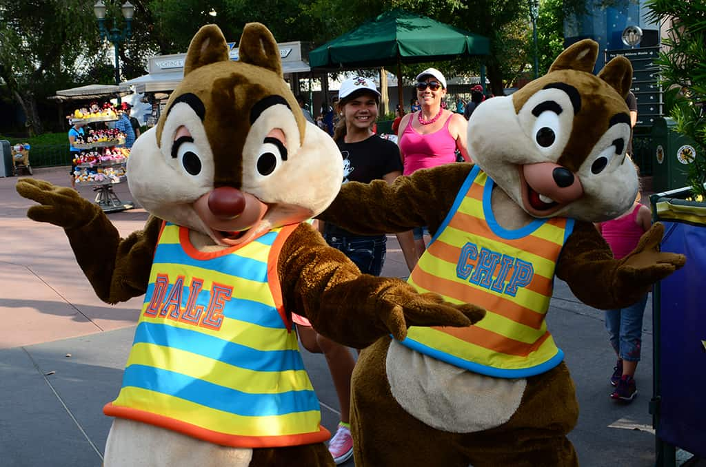 Chip n Dale Rock your summer side dance party at Hollywood Studios June 2014