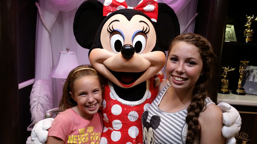 Meet Minnie Mouse at Hollywood Studios