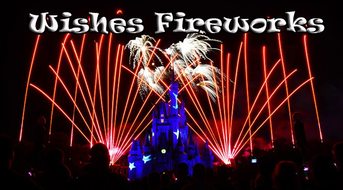Wishes fireworks show to be replaced with a new show